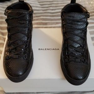 Snakeskin Balenciaga with Box!
